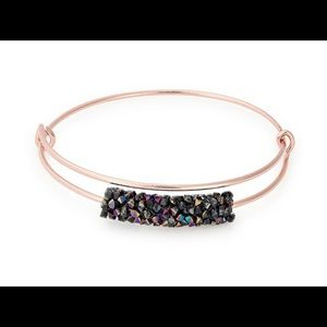 Alex and Ani Meteor Shower Fine Rocks Bangle
